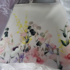 Ted Baker shopping bag style purse